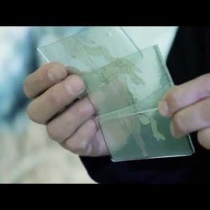 video Ancient Glass Fragments: are they frames from a movie ?