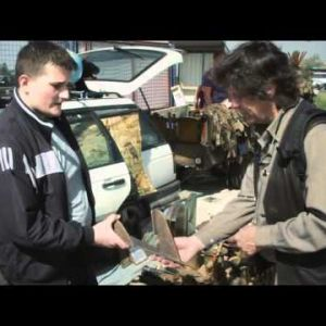 Webisode 02 - The Flea Market